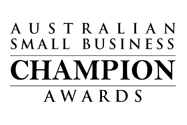 Australian small business champion logo
