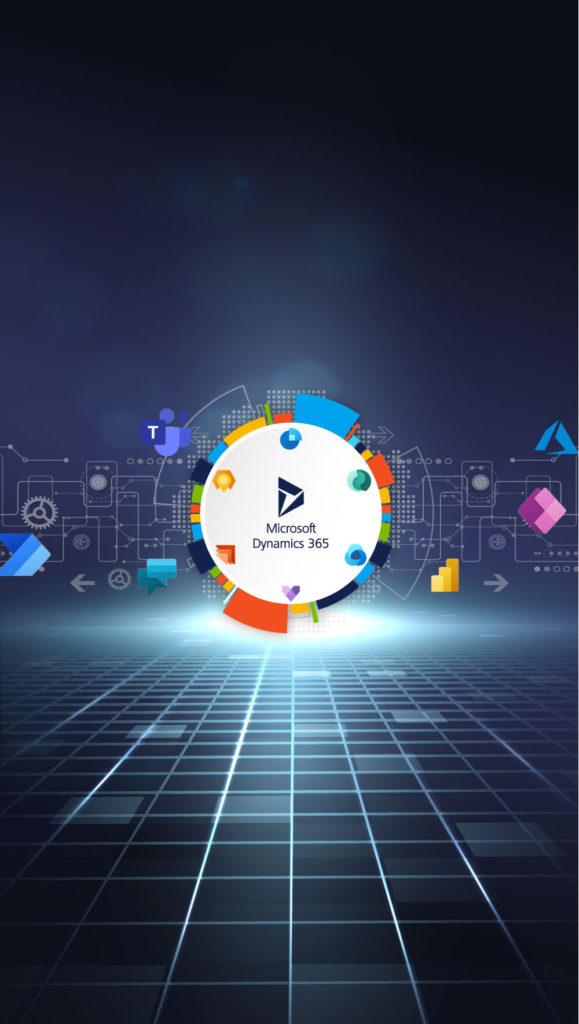 Microsoft technology banner